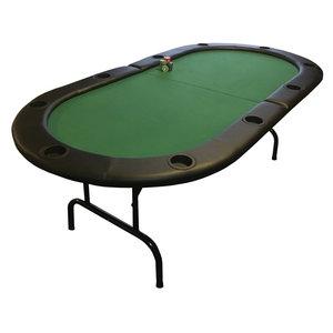 Pokertafel incl Chipset & plastic cards